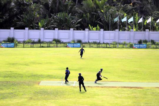 Ketum KONI Pusat berharap arena cricket dapat bermanfaat pasca-PON XX