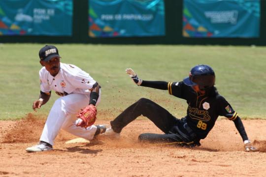 BIsbol Lampung lanjutkan tren positif seusai menundukkan tuan rumah