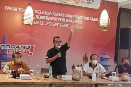 BI Bali kenalkan QRIS dan semangati atlet ke PON Papua