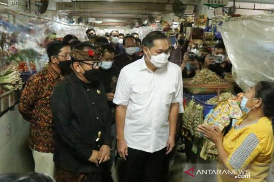 Mendag: Pasar Badung Bali contoh penerapan SOP PeduliLindungi