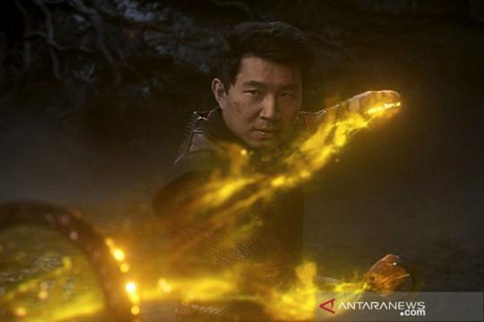 """""""Shang-Chi"""" jadi film terlaris di AS siap kalahkan """"Black Widow"""""""