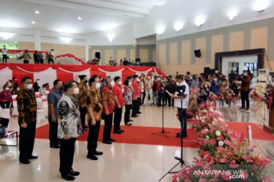 Gubernur Sulut: TPAKD harus mampu gerakkan ekonomi masyarakat