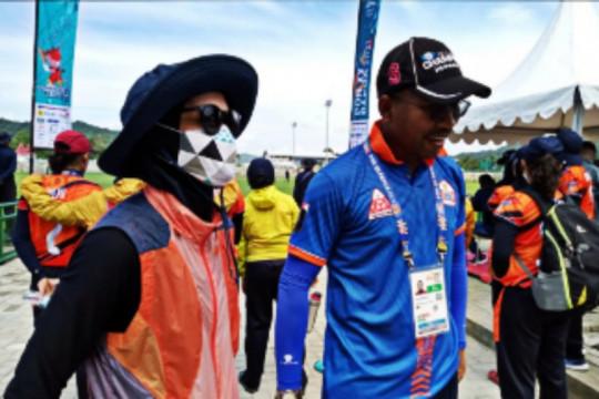 Kriket putri DKI Jakarta bungkam Banten