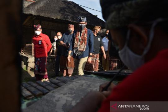 Sandiaga: Bali siap untuk uji coba pembukaan pariwisata
