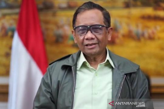 Mahfud MD: Kontroversi 56 pegawai KPK bisa diakhiri