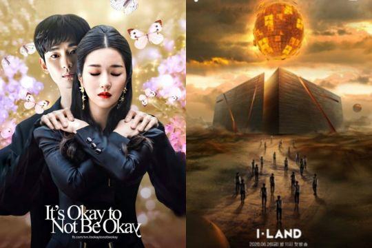 """It's Okay To Not Be Okay"" dan ""I-LAND"" masuk nominasi Emmy Awards"