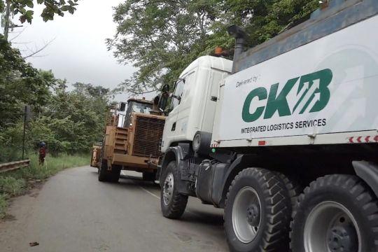 CKB Group tangani jasa logistik PT Vale Indonesia
