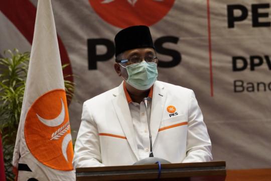 PKS Jabar menggelar pendidikan politik pembina kader