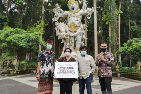 Tiga destinasi wisata terima bantuan Kementerian BUMN Rp450 juta
