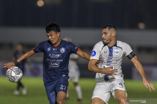 Asisten manajer: Arema FC mesti pertajam penyelesaian akhir