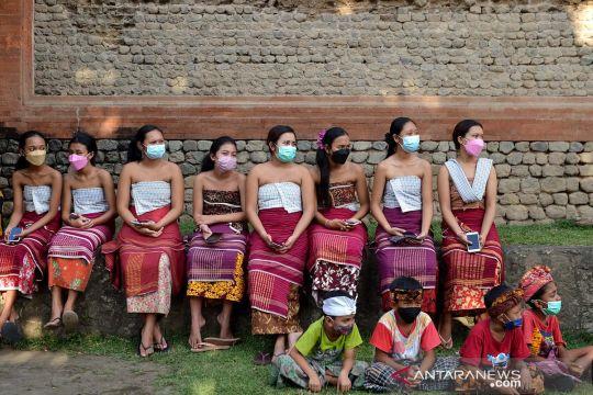 Desa Tenganan Pegringsingan Bali masuk daftar 50 desa wisata terbaik di Indonesia