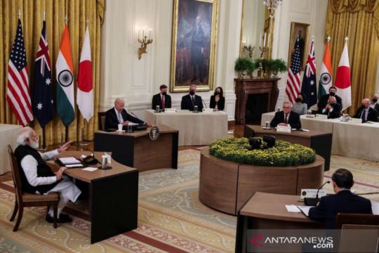 AS, Jepang, India, Australia bahas peningkatan kerja sama