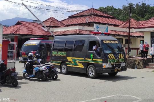 Bharada Kurniadi dimakamkan di Aceh