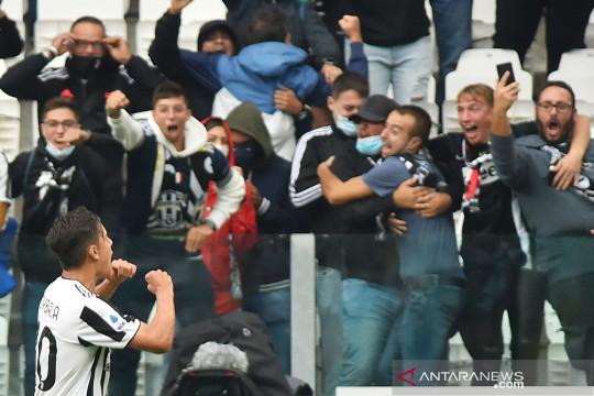 Liga Italia : Juventus vs Sampdoria