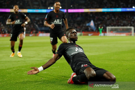 Walau tanpa Messi, PSG mulus kalahkan Montpellier