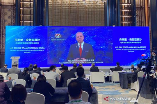 ASEAN - Tiongkok bicarakan perlindungan informasi