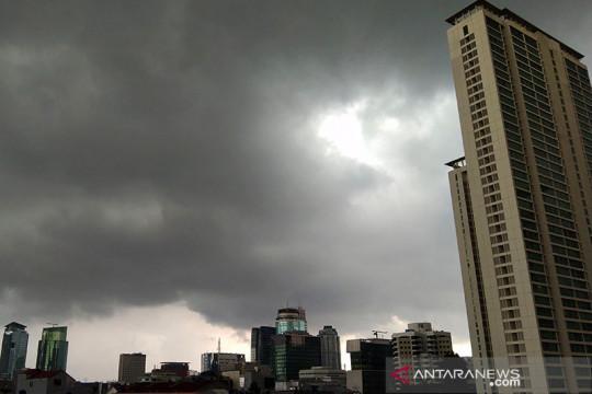 BMKG: Waspadai potensi banjir di Jakarta bagian selatan