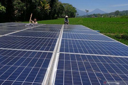Terangi listrik desa dengan PLTS, ESDM-UNDP kirim Patriot Energi