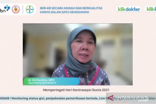 BKKBN targetkan 70 persen ibu ikuti program KB pascapersalinan