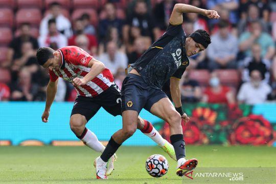 Liga Inggris : Wolverhampton Wanderers menang 1-0 di kandang Southampton