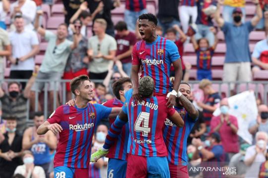 Liga Spanyol : Barca menang 3-0 atas Levante