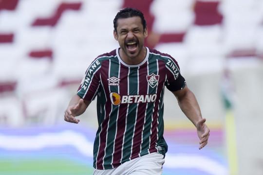 Fred kembali cetak gol bawa Fluminense bekuk Bragantino 2-1