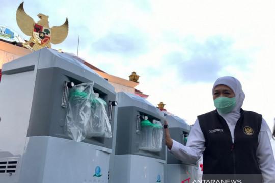 Pemprov Jatim kirim konsentrator oksigen untuk keperluan atlet