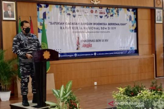 Kasal minta BEM Seluruh Indonesia bersatu hadapi tantangan bangsa