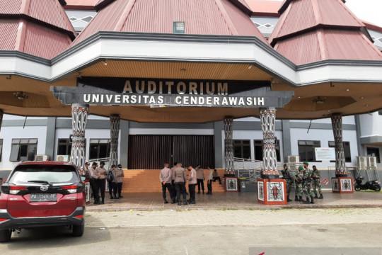 Auditorium Uncen telah penuhi 80 persen persiapan PON Papua