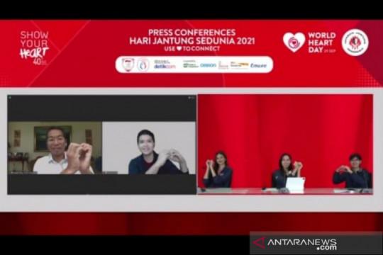 """""""Use Heart to Connect"""" jadi tema Hari Jantung Sedunia tahun ini"""