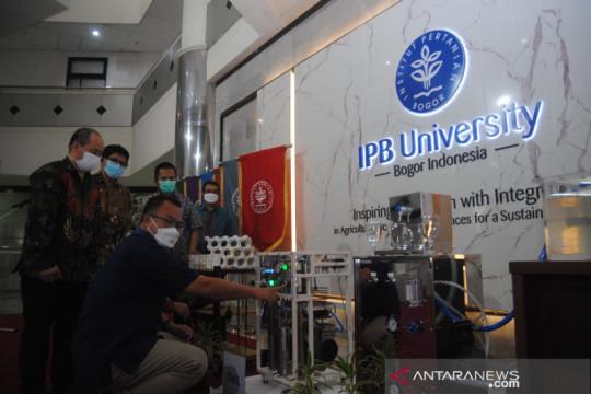 IPB-BRIN ciptakan mesin konsentrator oksigen