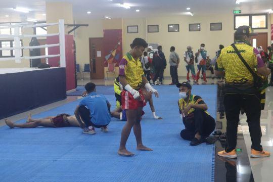 Lampung berharap medali pertama dari muaythai