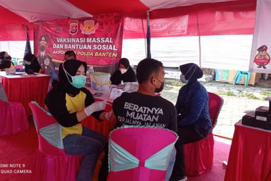 Puskesmas buka posko pelayanan vaksinasi COVID-19 bagi warga Baduy