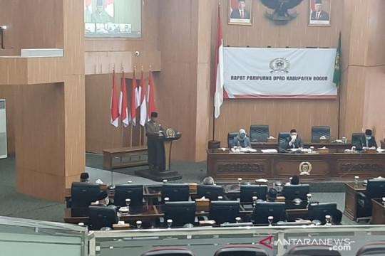 DPRD-Pemkab Bogor mulai pembahasan RAPBD Perubahan 2021