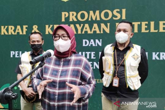 Bupati Bogor kukuhkan tim Kabekraf demi pulihkan ekonomi
