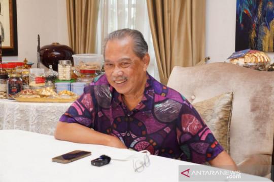 Kasus harian COVID-19 Malaysia menurun