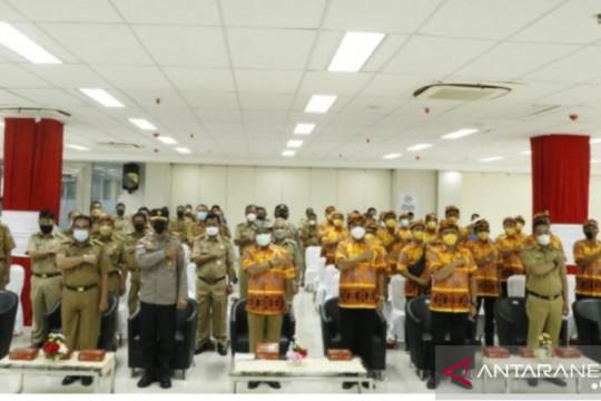 Pemprov Kaltara lepas keberangkatan 31 atlet menuju PON XX Papua