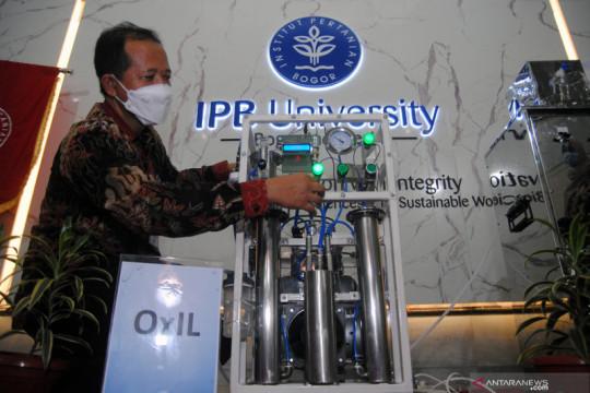 Inovasi produk lokal oksigen konsentrator
