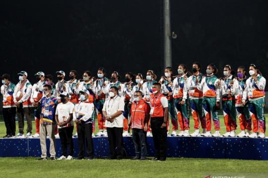 Kriket putri Papua raih kemenangan atas Jawa Barat pada super eight