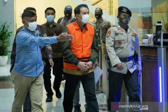Kemarin, KPK panggil saksi kasus Azis hingga Densus 88 terbaik