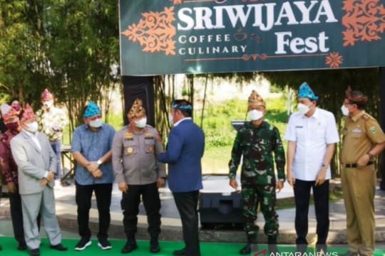 Masyarakat pariwisata Sumsel gelar festival kopi
