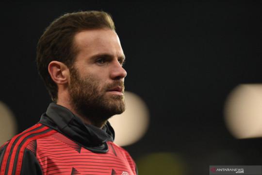 Juan Mata siap tinggalkan Manchester United di bursa transfer Januari