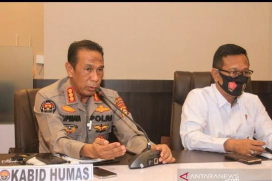 Kasus penyalahgunaan narkoba di Sumsel menurun