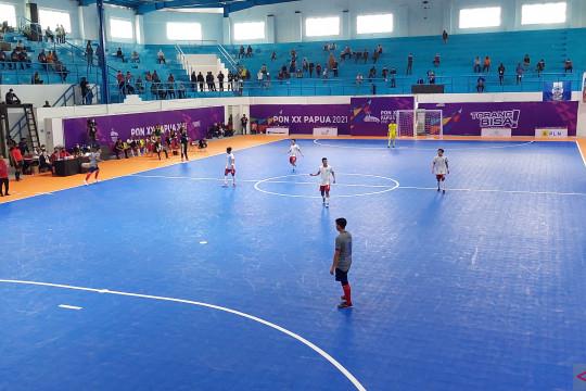 Kandaskan Maluku Utara, tim futsal Jatim buka peluang ke semifinal