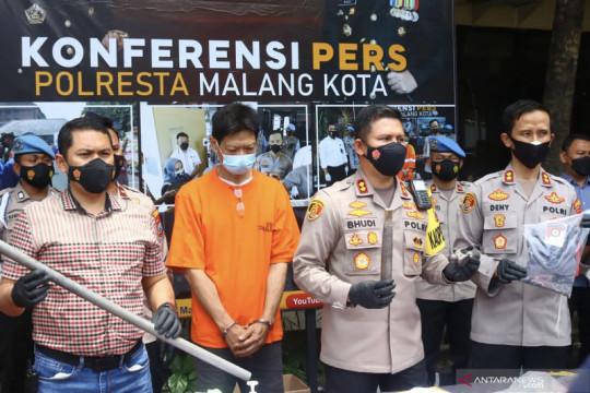 Polisi ungkap motif pembunuhan istri siri di Malang