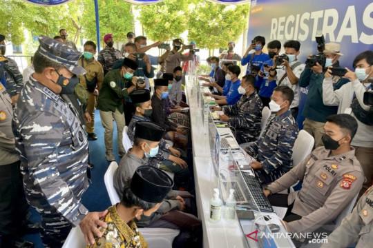 Kasal: Vaksinasi dukung persiapan belajar tatap muka santri di Cirebon