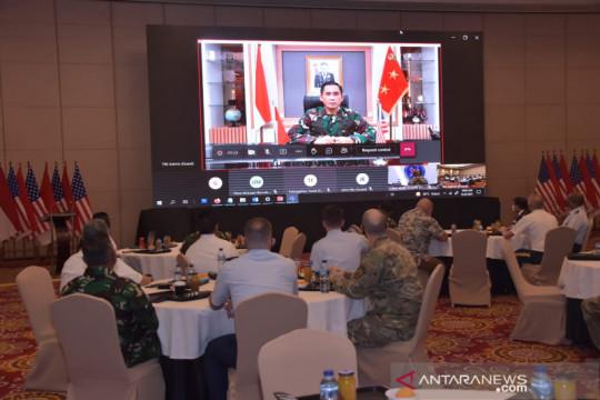 Asops Panglima TNI tutup latihan bersama staf TNI dan USINDOPACOM