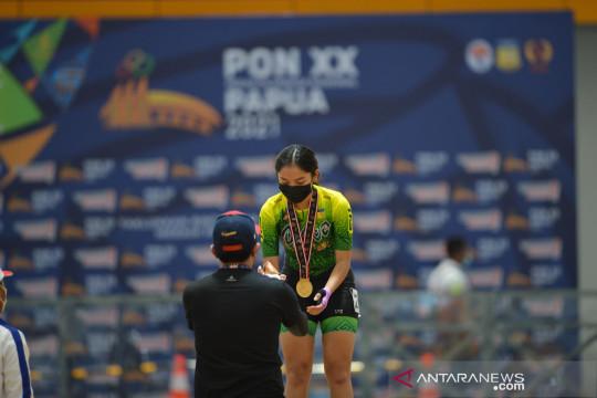 Papua kawinkan dua medali emas pada ITT 200 M sepatu roda