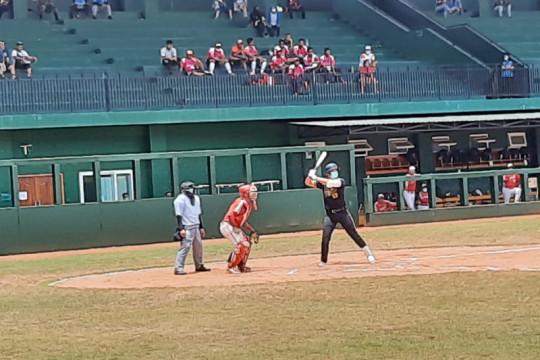 Tim Bisbol Lampung lumat Jakarta 13-10