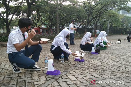 Jakarta juga ditargetkan jadi kota ramah hewan